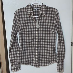 James Perse Womens Button Down size 2